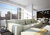 The Penthouse Loft at the James New York