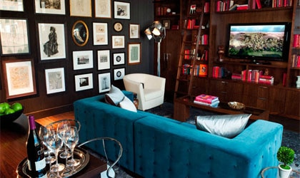 The Eventi Suite at Eventi - A Kimpton Hotel in New York City