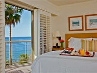 Charming guest room at the Inn at Laguna Beach