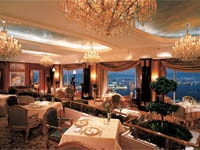 Restaurant Petrus at Island Shangri-La in Hong Kong