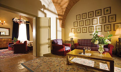 More than just a hotel, Borgo San Felice in Siena is an authentic medieval hamlet