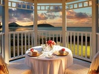 The Koko Head Gazebo at The Kahala Hotel & Resort in Honolulu, Hawaii