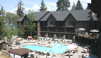 The revamped Lake Arrowhead Resort and Spa in California
