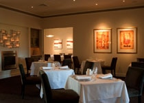 The Louise's award-winning restaurant Appellation has an intimate atmosphere with just 28 seats