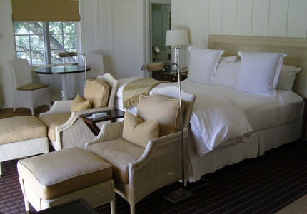 Meadowood Resort in Napa, California