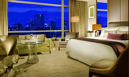 A room at The St. Regis Mexico City