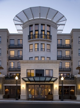 Andaz Napa is situated in the heart of wine country