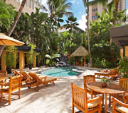 Aqua Bamboo Waikiki, one of the Top 10 Value Hotels in Hawaii