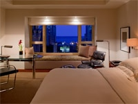 King guest room at Park Hyatt Chicago in Illinois