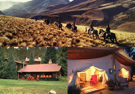 Embark on a unique adventure at one of GAYOT's Top 10 Ranches Worldwide