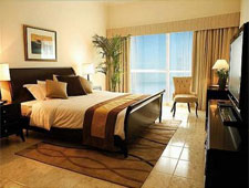 Room at Dubai Marriott Harbour Hotel & Suites, Dubai, Dubai