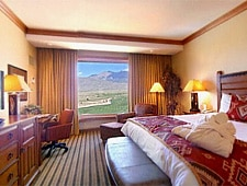 Room at Sandia Resort & Casino, Albuquerque, NM