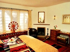 Room at Los Poblanos Historic Inn & Cultural Center, Albuquerque, NM