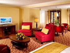 Room at Atlanta Airport Marriott, College Park, GA