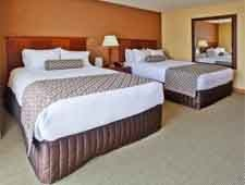 Room at Crowne Plaza Ravinia, Atlanta, GA