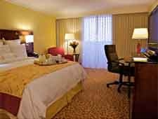 Room at Atlanta Marriott Buckhead Hotel & Conference Center, Atlanta, GA