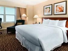 Room at Hilton Atlanta/Marietta Hotel & Conference Center, Marietta, GA