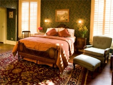 Room at Shellmont Inn, Atlanta, GA