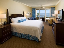 Room at The King and Prince Beach & Golf Resort, St. Simons Island, GA