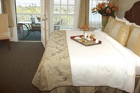 Room at The Partridge Inn, Augusta, GA