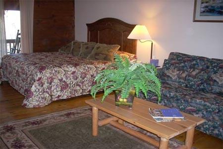 Room at The Lodges at Banning Mills, Whitesburg, GA