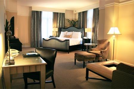 Room at The Spa at Chateau Elan, Braselton, GA
