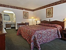 Room at Days Inn — Austin South, Austin, TX