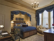 Room at The Driskill, Austin, TX