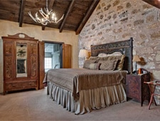 Room at Austin Street Retreat, Fredericksburg, TX