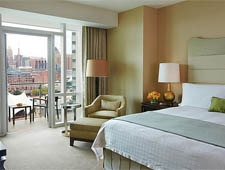 Room at Four Seasons Hotel Baltimore, Baltimore, MD