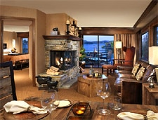 Room at Lake Arrowhead Resort and Spa, Lake Arrowhead, CA