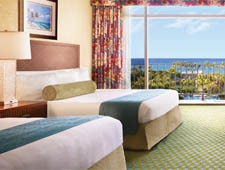 Room at Coral Towers at Atlantis Resort, Nassau, BS