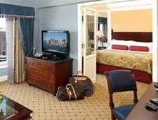 Room at Boston Harbor Hotel, Boston, MA