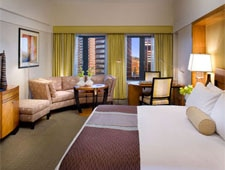 Room at Mandarin Oriental, Boston, Boston, MA