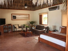 Room at El Secreto, San Pedro, BZ