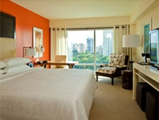 Room at Sheraton Puerto Rico Hotel & Casino, San Juan, PR