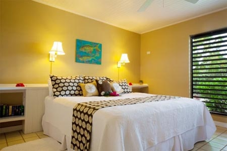 Room at The Meridian Club, Pine Cay, TC