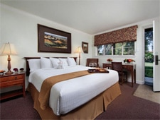 Room at Paso Robles Inn, Paso Robles, CA