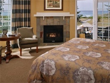 Room at Best Western Fireside Inn on Moonstone Beach, Cambria, CA