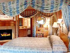 Room at Blue Whale Inn, Cambria, CA