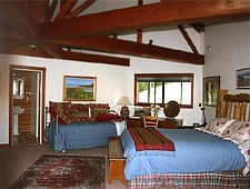 Room at Cottontail Creek Ranch , Cayucos, CA
