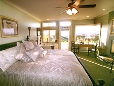 Room at High Ridge Manor, Paso Robles, CA