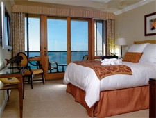 Room at Dolphin Bay Resort & Spa, Shell Beach, CA