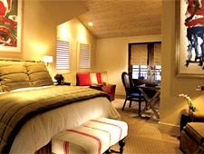 Room at Hotel Cheval, Paso Robles, CA