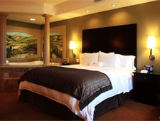 Room at La Bellasera Hotel & Suites, Paso Robles, CA