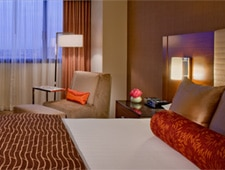 Room at Hyatt Regency O'Hare, Rosemont, IL