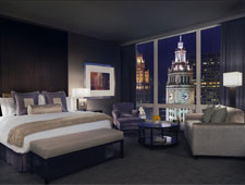 Room at Trump International Hotel & Tower Chicago, Chicago, IL