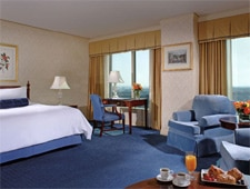 Room at The Ritz-Carlton, Cleveland, Cleveland, OH