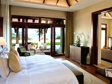 Room at The Ritz-Carlton, Sanya, Hainan, CN