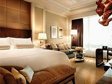 Room at Four Seasons Hotel Macao, Cotai Strip, Taipa, MO